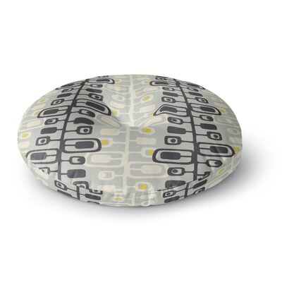 Gill Eggleston Carnaby Round Floor Pillow Size: 26 x 26