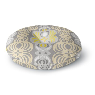 Gill Eggleston Chalene Round Floor Pillow Size: 23 x 23