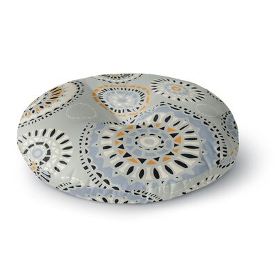 Gill Eggleston Eastern Promise Round Floor Pillow Size: 23 x 23