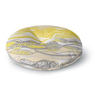 Gill Eggleston Kalahari Round Floor Pillow Size: 26 x 26