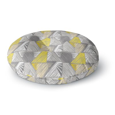 Gill Eggleston Linford Round Floor Pillow Size: 26 x 26