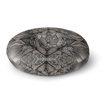 Gill Eggleston Fantazia Round Floor Pillow Size: 23 x 23