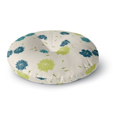 Gukuuki Mollie Round Floor Pillow Size: 23 x 23