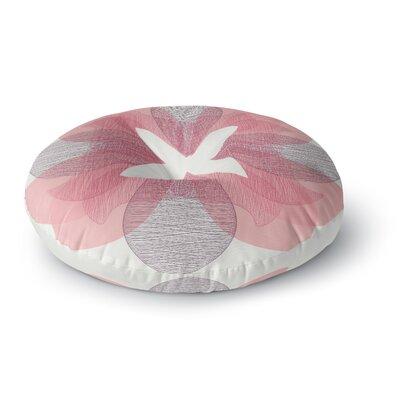 Gukuuki Boheme Digital Round Floor Pillow Size: 26 x 26