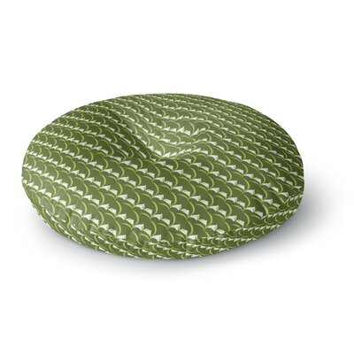 Holly Helgeson Deco Calla Lily Round Floor Pillow Size: 23 x 23