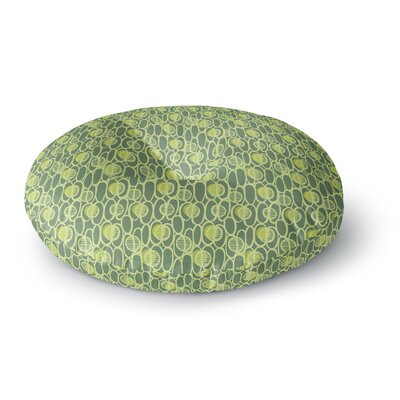 Holly Helgeson Pod Perfect Patttern Round Floor Pillow Size: 26 x 26