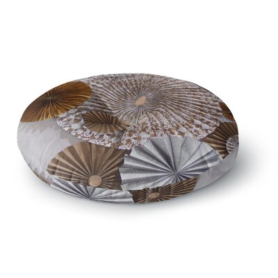 Heidi Jennings Venice Round Floor Pillow Size: 26 x 26