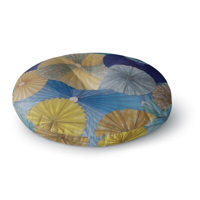 Heidi Jennings Suspension Round Floor Pillow Size: 26 x 26
