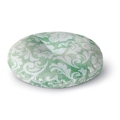 Heidi Jennings Daydreaming Floral Round Floor Pillow Size: 23 x 23