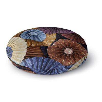 Heidi Jennings Moroccan Round Floor Pillow Size: 23 x 23