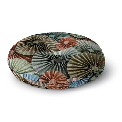 Heidi Jennings Sherbert Round Floor Pillow Size: 23 x 23
