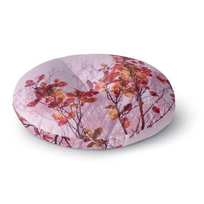 Iris Lehnhardt Autumn Symphony Round Floor Pillow Size: 26 x 26