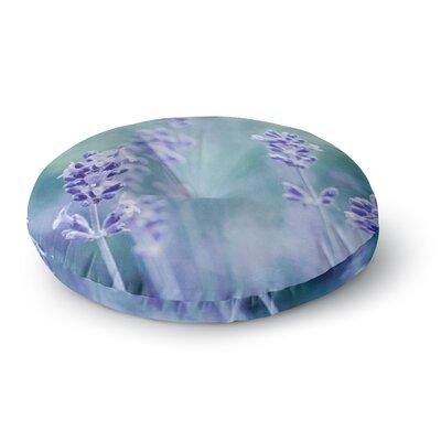 Iris Lehnhardt  Dream Flower Round Floor Pillow Size: 23 x 23