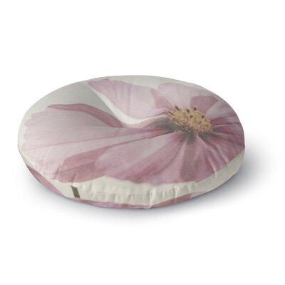 Iris Lehnhardt Ethereal Petals Round Floor Pillow Size: 26 x 26