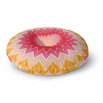 Iris Lehnhardt You are My Sunshine Round Floor Pillow Size: 23 x 23