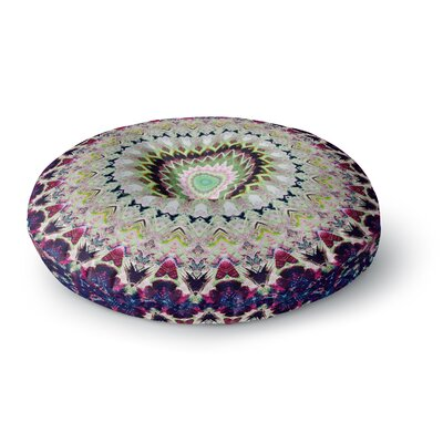 Iris Lehnhardt Summer of Folklore  Round Floor Pillow Size: 23 x 23