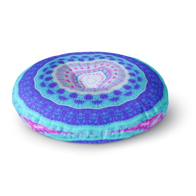 Iris Lehnhardt Summer Colors Round Floor Pillow Size: 26 x 26
