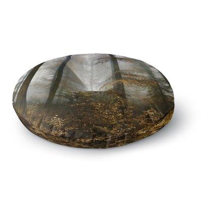 Iris Lehnhardt Forest Mystics Round Floor Pillow Size: 23 x 23