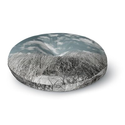 Iris Lehnhardt Dunes Round Floor Pillow Size: 23 x 23