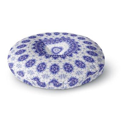 Iris Lehnhardt M2 Round Floor Pillow Size: 23 x 23