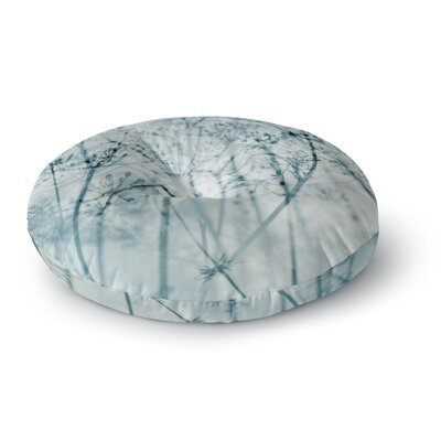 Iris Lehnhardt Atmospheric Nature Round Floor Pillow Size: 23 x 23
