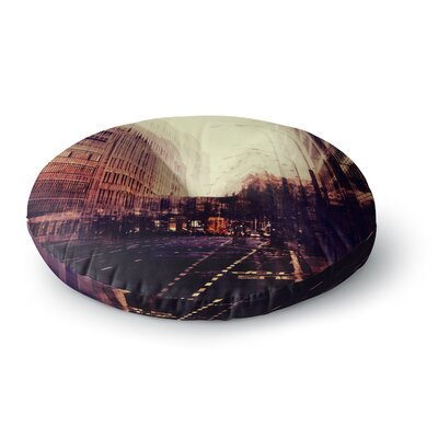 Ingrid Beddoes London Round Floor Pillow Size: 26 x 26