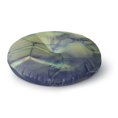 Ingrid Beddoes Bubblicious Round Floor Pillow Size: 26 x 26