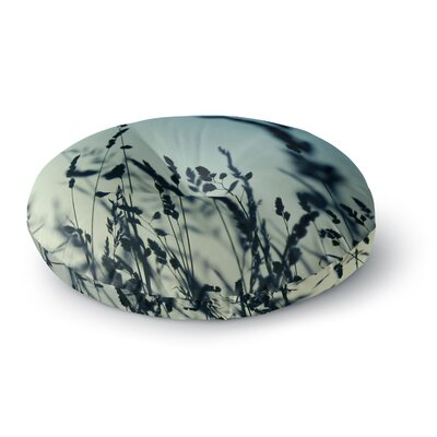 Ingrid Beddoes Cool Breeze Round Floor Pillow Size: 23 x 23