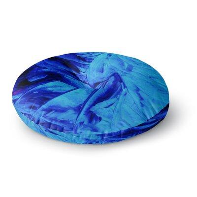 Ebi Emporium Petal Pinwheels Round Floor Pillow Size: 26 x 26