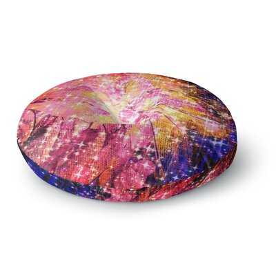 Ebi Emporium Out There Round Floor Pillow Size: 26 x 26
