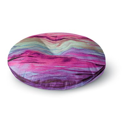 Ebi Emporium Unanchored 4 Round Floor Pillow Size: 23 x 23