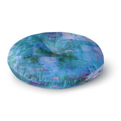 Ebi Emporium the Reef Round Floor Pillow Size: 26 x 26