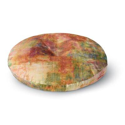 Ebi Emporium Hazy Round Floor Pillow Size: 23 x 23