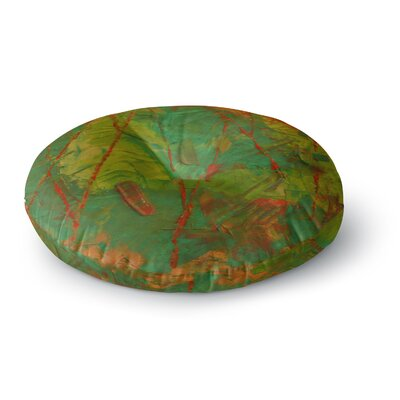 Jeff Ferst Evers Round Floor Pillow Size: 23 x 23