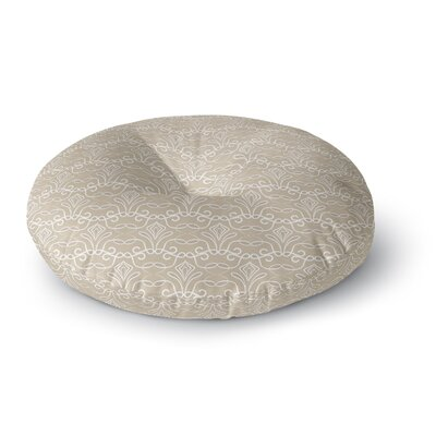 Julia Grifol Soft Deco Round Floor Pillow Size: 23 x 23