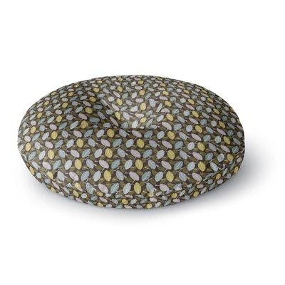 Julie Hamilton Moss Canopy Round Floor Pillow Size: 26