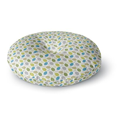 Julie Hamilton Tangled Round Floor Pillow Size: 26 x 26