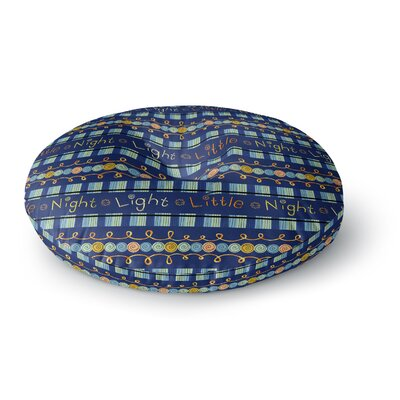Jane Smith Little Night Light Round Floor Pillow Size: 26 x 26