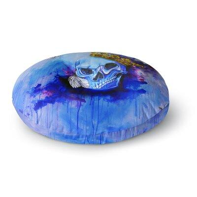 Kira Crees Spiriti Darchivio Fantasy Painting Round Floor Pillow Size: 26 x 26