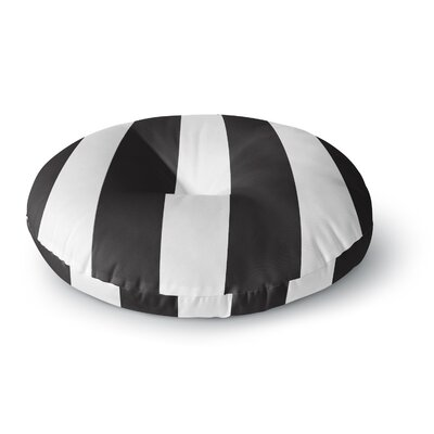 Beetle Round Floor Pillow Size: 26 x 26