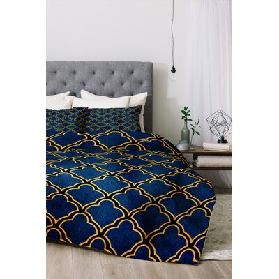 Polyester Duvet set  Size: King