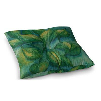 Beginnings Nature by Cyndi Steen Floor Pillow Size: 23 x 23