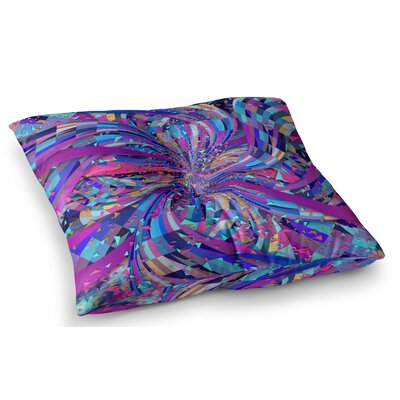 Flavours Explosion by Danny Ivan Floor Pillow Size: 23 x 23
