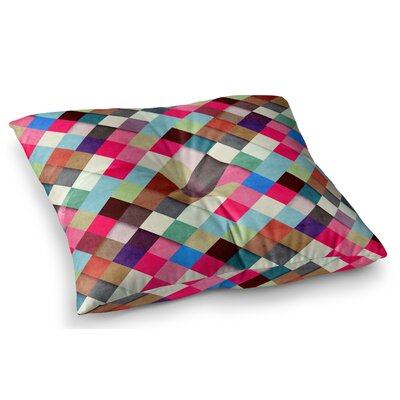 Ubrik by Danny Ivan Floor Pillow Size: 26 x 26
