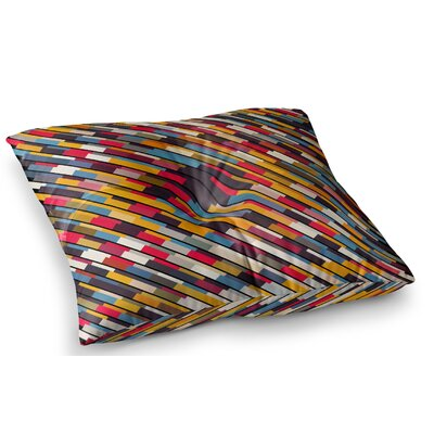 Texturize by Danny Ivan Floor Pillow Size: 23 x 23