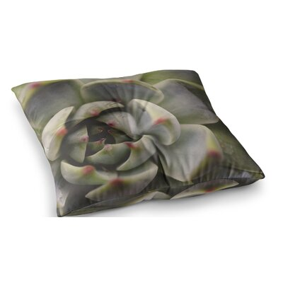 Desert Succulent by Debbra Obertanec Floor Pillow Size: 26 x 26