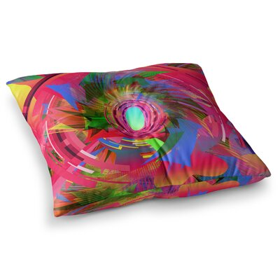 Fun Hole by Danny Ivan Floor Pillow Size: 26 x 26