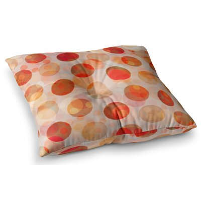 Shepherds Delight by Daisy Beatrice Floor Pillow Size: 23 x 23