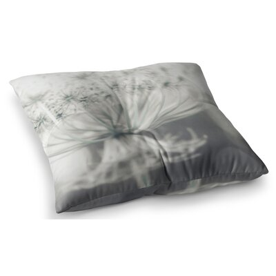 Queen Flower by Debbra Obertanec Floor Pillow Size: 26 x 26