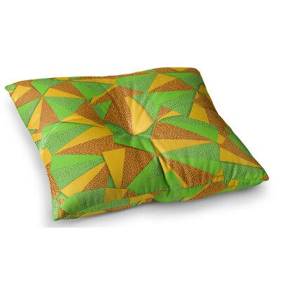This Side by Danny Ivan Floor Pillow Size: 23 x 23